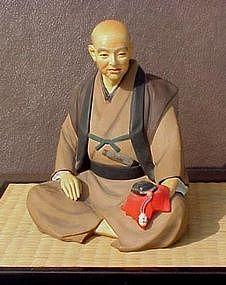 Hakata Samurai with an Inro
