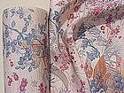 Beautiful Old Yuzen Kimono Silk - full roll