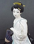 Hakata Geisha Doll
