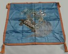 Antique Japanese Fukusa Gift Cover, Mt Horai on Turtle