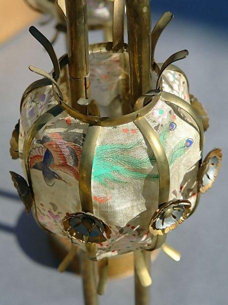 Large Antique Lanterns for Hina Dolls, One of a Kind