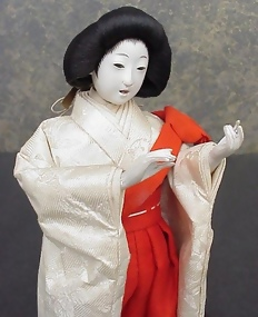 Beautiful Jyokan Hina Doll