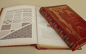 Keramic Art of Japan; rare book