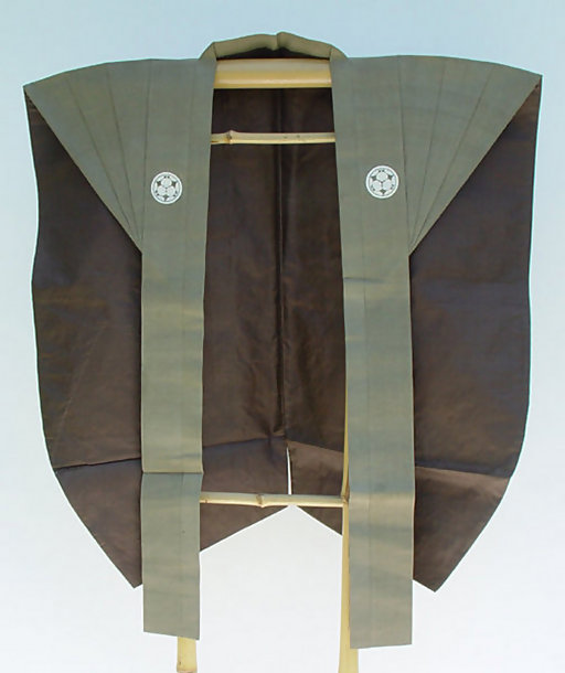 Samurai Kamishimo in Tan Color