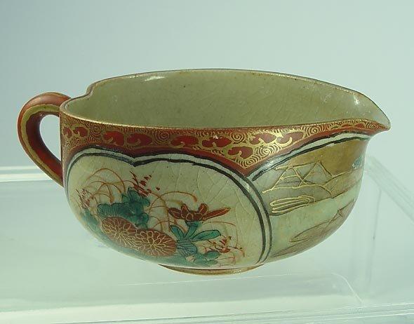 Antique Kutani Tea Water Cooler