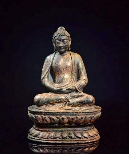 Liao Dynasty Buddha