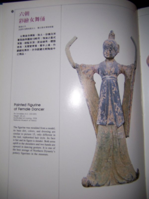 Book:  Pottery Figurine (Chinese Tomb Sculpture)