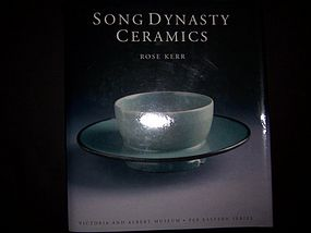 Reference Book: Song Dynasty Ceramics