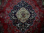 A Large and Very Fine Persian Rug