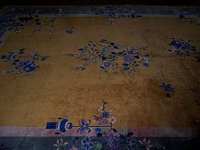 A Fine Peking Carpet, North China circa 1900-1920