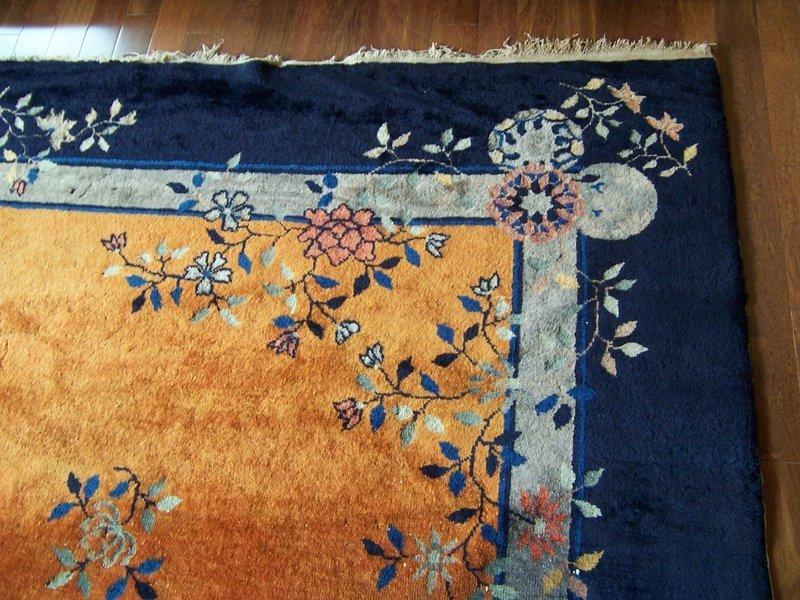 A Fine Peking Carpet, North China circa 1890-1920
