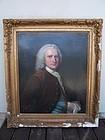 Circle of Thomas Hudson (1701-1779) Portrait of a Gentleman