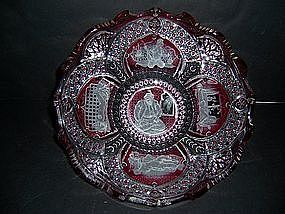 A One of a Kind Crystal Masterpiece Sculpture by Varga