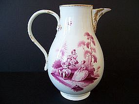 An Exceptional 18th Century Meissen Coffee Pot