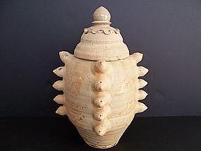 A Very Rare Song Dynasty Stoneware Jar 960-1279 AD