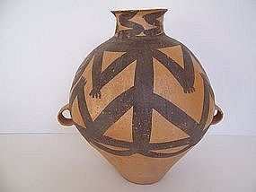 A Fine and Large Majiayao Neolithic Jar with TL Test