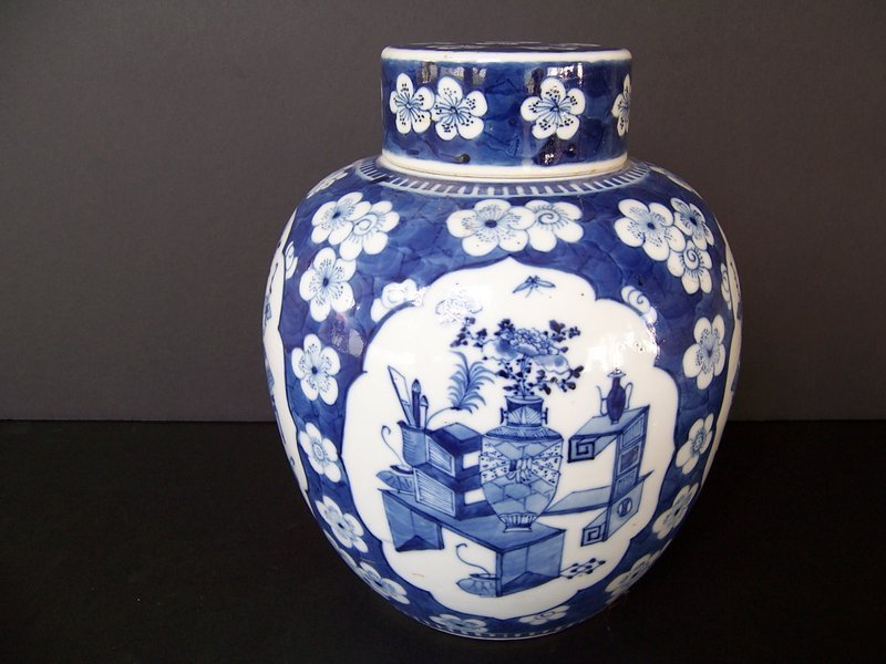 High Quality Ginger Jar, 19th Century Tongzhi- Guangxu