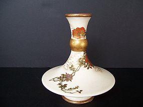 A Very Fine Satsuma Vase, Meiji Period 1868-1912