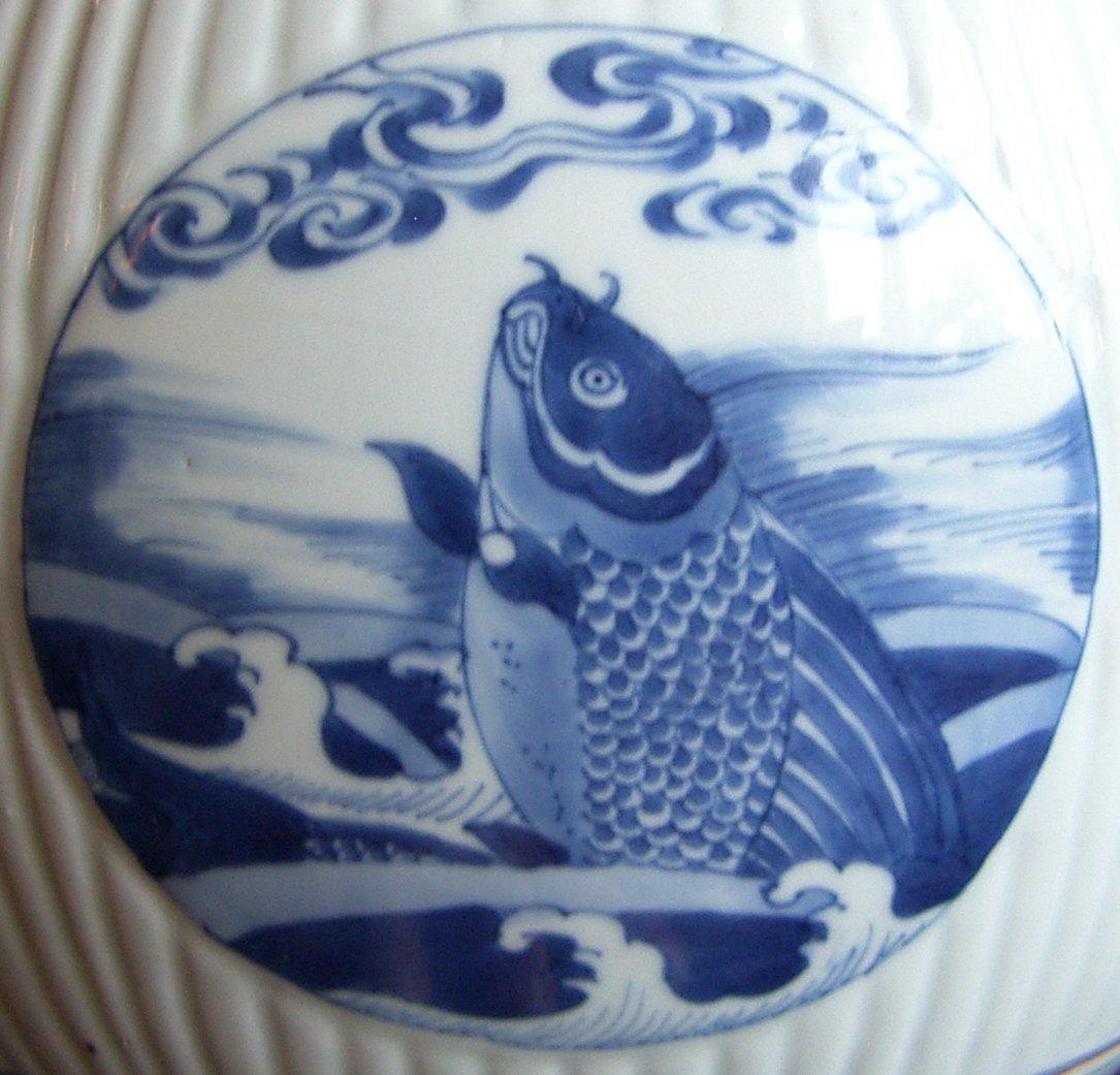 Palace Jar, Kangxi ( 1662 - 1722 )