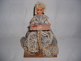 LACEMAKER DOLL
