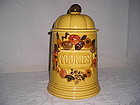 LOS ANGELES POTTERIES COOKIE JAR
