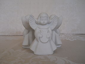 ANGELS CANDLE HOLDER