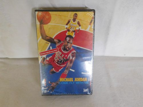 FRENCH VIDEO MICHAEL JORDAN VHS