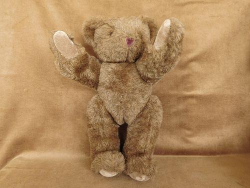 VERMONT Co TEDDY BEAR