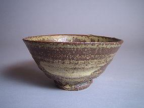 Irabo Chawan by Yamaguchi Takeshi