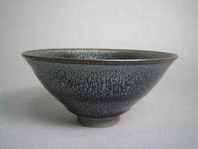 Tenmoku Chawan by Unokawa Kazumasa (b)