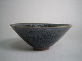 Tenmoku Chawan by Unokawa Kazumasa (c)