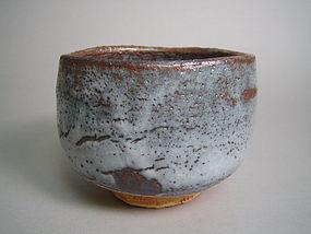 Shino Chawan by Hayashi Taketo