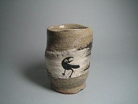 Karatsu Yunomi by Suzuki Goro (sg14)