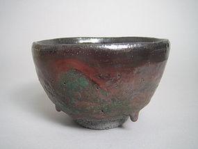 Tetsu-do Chawan by Shimizu Shiro