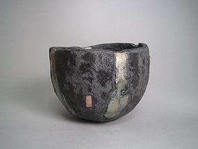 Gensai Chawan by Unokawa Kazumasa (b)