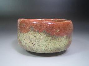 Raku-yaki Chawan by Sofu