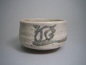 Shino Chawan by Kato Toyuki