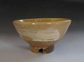 Edo period Hakeme Chawan