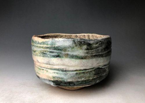 Hakeme Chawan by Ogawa Yukio (Ogawa Choraku III)