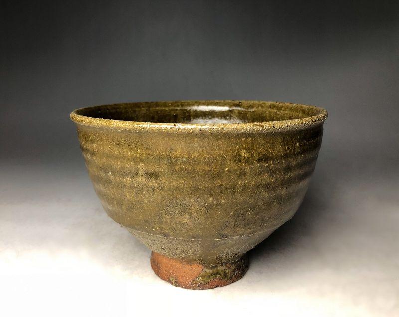 Ko-agano-yu Chawan by Kozuru Gen