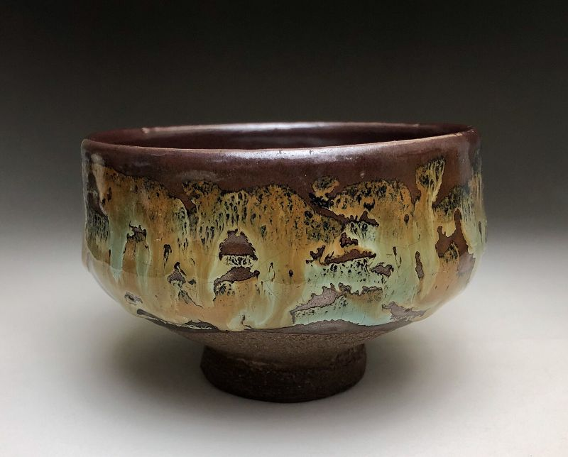 Edo Period Ko-agano Chawan