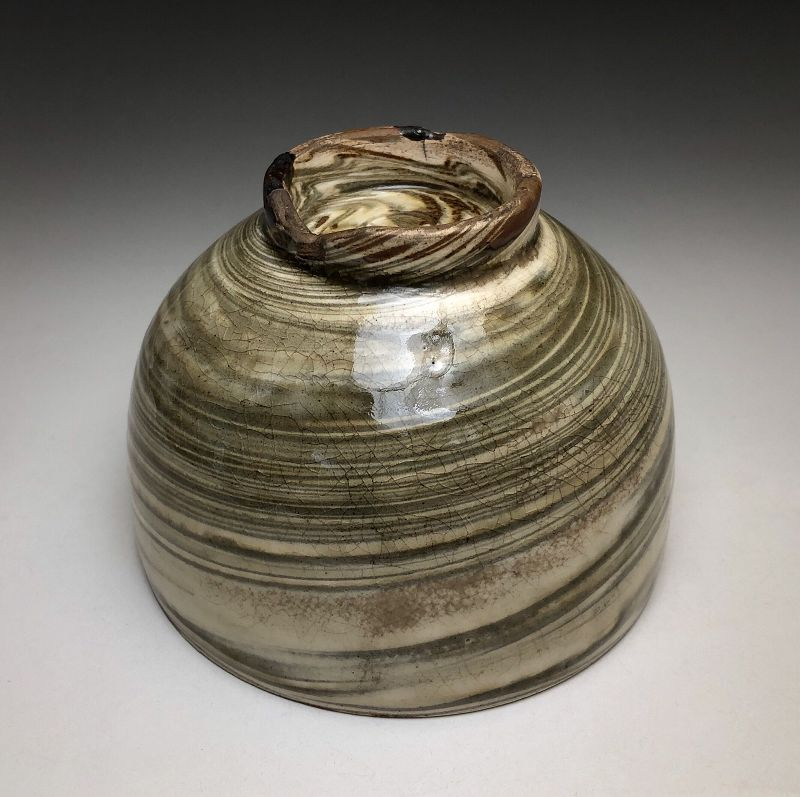 Edo Period Agano Chawan
