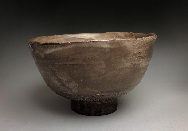 Momoyama-Edo Period Oku-gorai Chawan