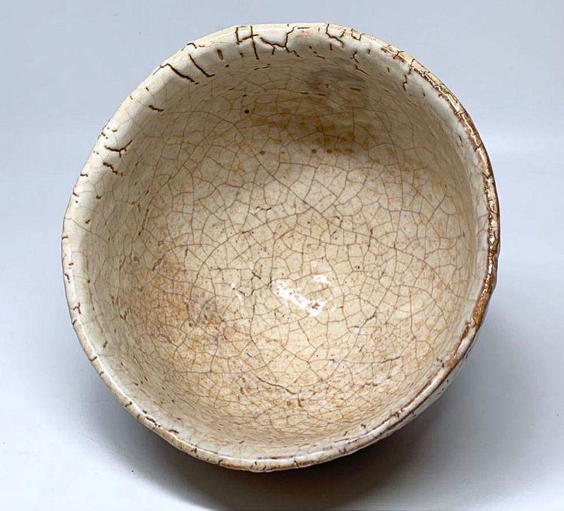 Hagi Chawan by Miwa Kyusetsu XI, LNT