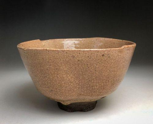 Edo Period Ko-seto Chawan