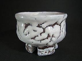Oni-hagi Chawan by Yamane Seigen
