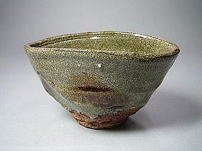 Karatsu Chawan by Suzuki Goro