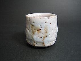 Shino Guinomi by Suzuki Tomio
