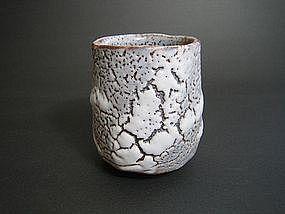 Shino Yunomi by Suzuki Tomio