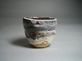 Nezumi Shino Guinomi by Suzuki Goro